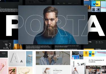 Creative & Design Template Kits.