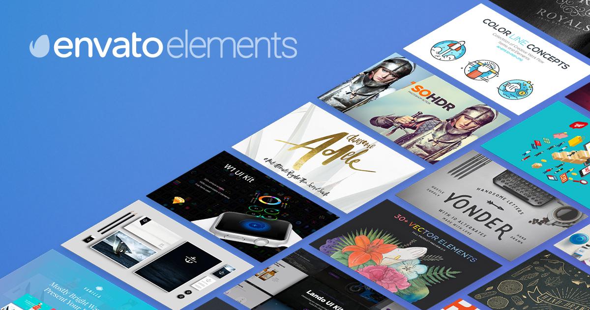 Envato Elements Pricing Plans & Envato Total Cost?