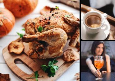 Ensemble de 3 images de Twenty20 affichant Nourriture et boissons